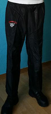 S Neu Pit Bull Germany Sporthose Aktiv-Hose mit Streifen Pit Bull-Logo Gr