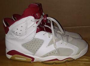 1b3eaacfea939f Nike Air Jordan 6 Retro Alternate White Gym Red Platinum 384664-113 ...