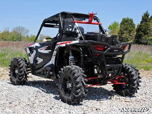 Polaris Rzr Ebay >> Black Superatv Polaris Rzr 1000 Spare Tire Carrier Unhinged Atv