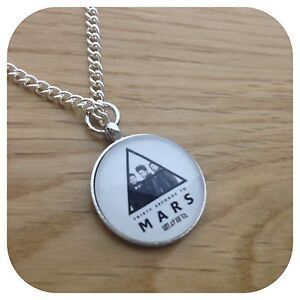 Letto Band.30 Seconds To Mars 3stm Letto Band Triad Necklace Ebay