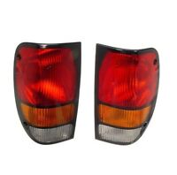 Mazda B2300 B2500 B3000 Set Of 2 Left And Right Tail Light Assembly Tyc on sale
