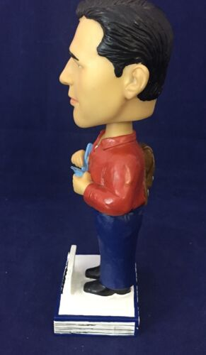 """Spinners Red Sox Rare JACK KEROUAC /""""On the Road/"""" UMASS Lowell Bobblehead"""