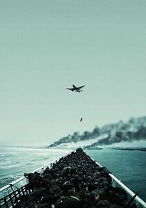DUNKIRK-Movie-PHOTO-Print-POSTER-Film-Christopher-Nolan-Textless-Glossy-Art-004