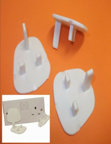 Baby child safety plug socket electrical covers insert protection various qty