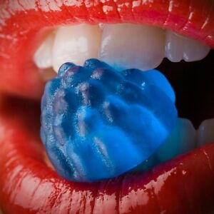 Blue Raspberry FB Candy Type Soap / Candle Making Fragrance Oil 1-16 Ounce