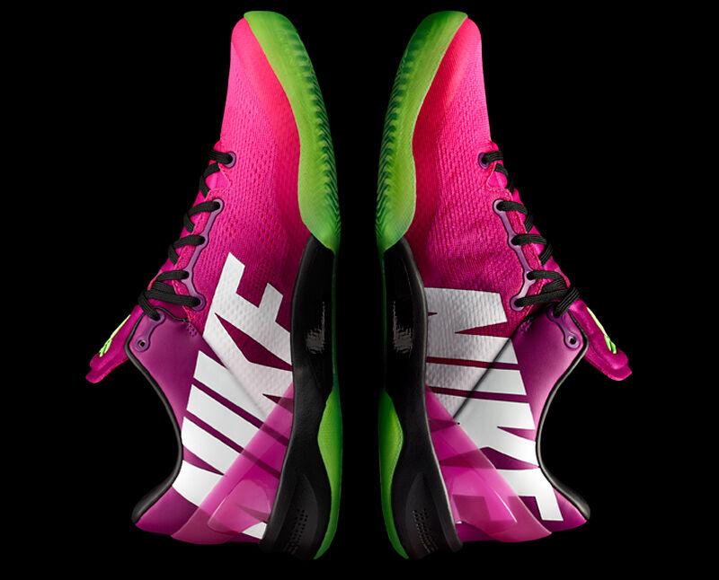 Nike Kobe 8 VIII System jordan MC Mambacurial Size 9. 615315-500 jordan System elite x htm 276c64