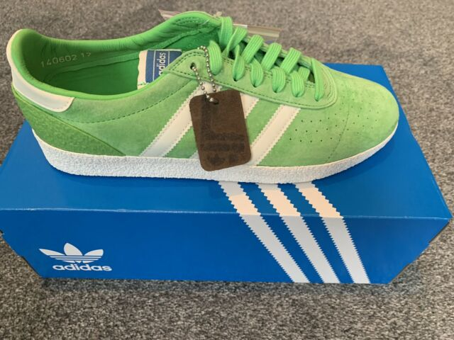 B41810 Adidas Munchen Super Special Ltd Edition Trainers Originals UK Size  9.5