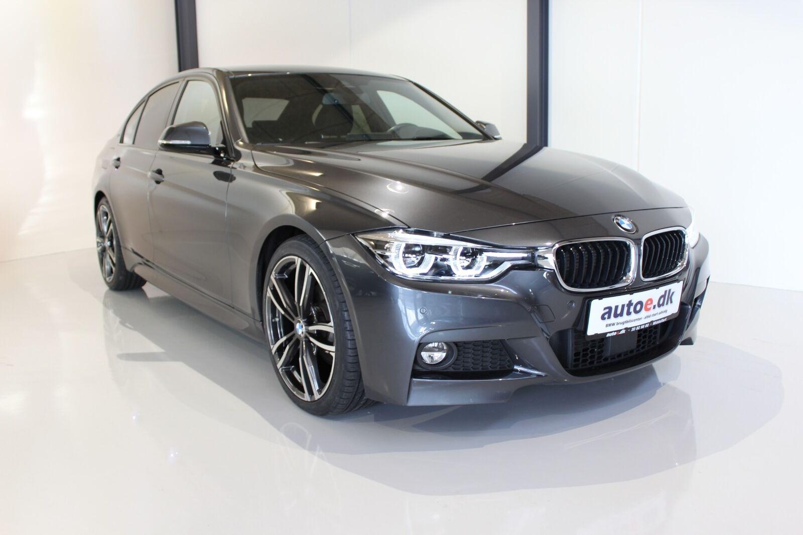 BMW 330e 2,0 iPerformance M-Sport aut. 4d - 429.800 kr.