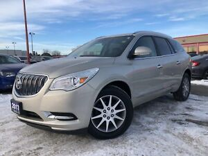 2017 Buick Enclave AWD**LEATHER**NAV**SUNROOF**BACK UP CAM**BLUETOOTH