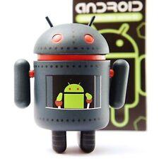 """Android 3"""" Mini Series 2 Mecha Bot Chase Andrew Bell Google Kidrobot Art Figure"""