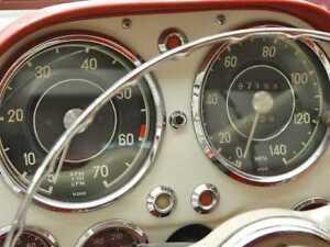 Mercedes-190sl-W121-Kontrollleuchten-Satz-Neu
