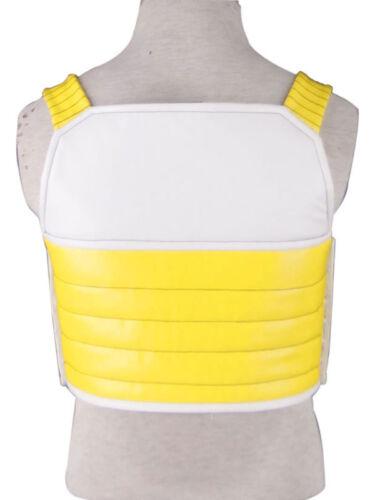 Hot Cakes Dragon Ball Z Vegeta Cosplay Costume Vest Gloves Any Size Hallowmas