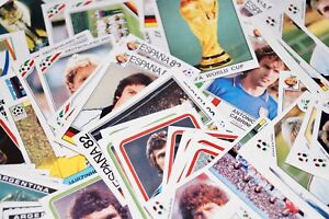 PANINI-World-Cup-Story-150-verschiedene-Sticker-Neu-Rar