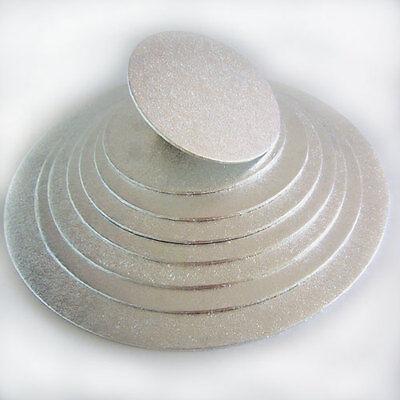 FunCakes Cakeboard rund  °° Tortenplatte ° verschiedene Größen ° Stärke 4mm