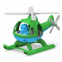 Green Toys Helicopter, Green/blue , New, Free Shipping