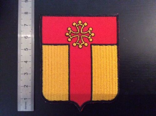 F181 PATCH ECUSSON DEP 81 TARN