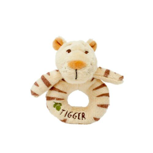 RING RATTLE DISNEY CLASSIC WINNIE THE POOH COLLECTION CHOOSE CHARACTER