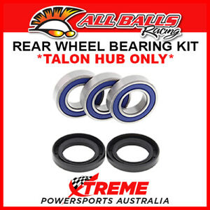 KTM EXC 525 2003-2007 Front Wheel Bearings And Seals