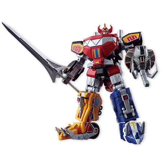 Power Rangers Super Zyuranger daizyujin Mighty Morphin Legacy Megazord Model Kit