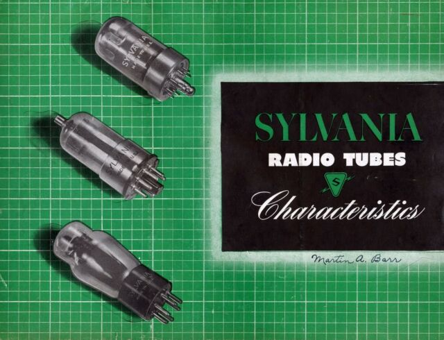 Sylvania Tube Substitution Plus Characteristics Manual. Sylvania Tube Substitution Plus Characteristics Manual Transmitting And On Cd. Wiring. Sylvania Tube Radio Schematics At Scoala.co