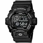 Casio G Shock Mens Tough Black GR-8900A-1ER Solar Watch