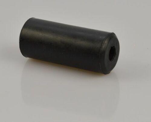 Stossstange Gummi 28mm für Schraubensatz Heckauffahrschutz Auffahrschutz XTR14