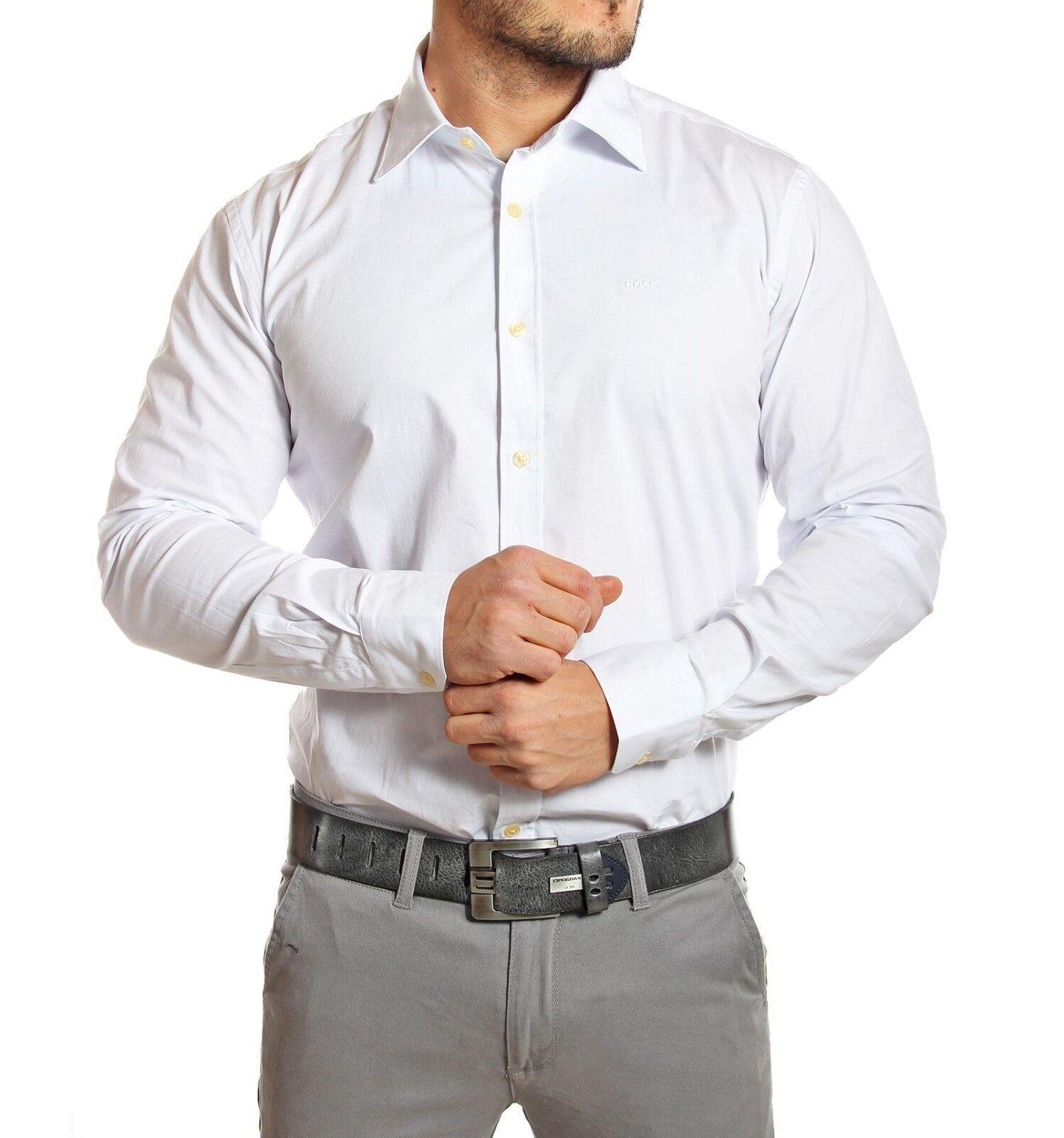 White (Dress Shirt)