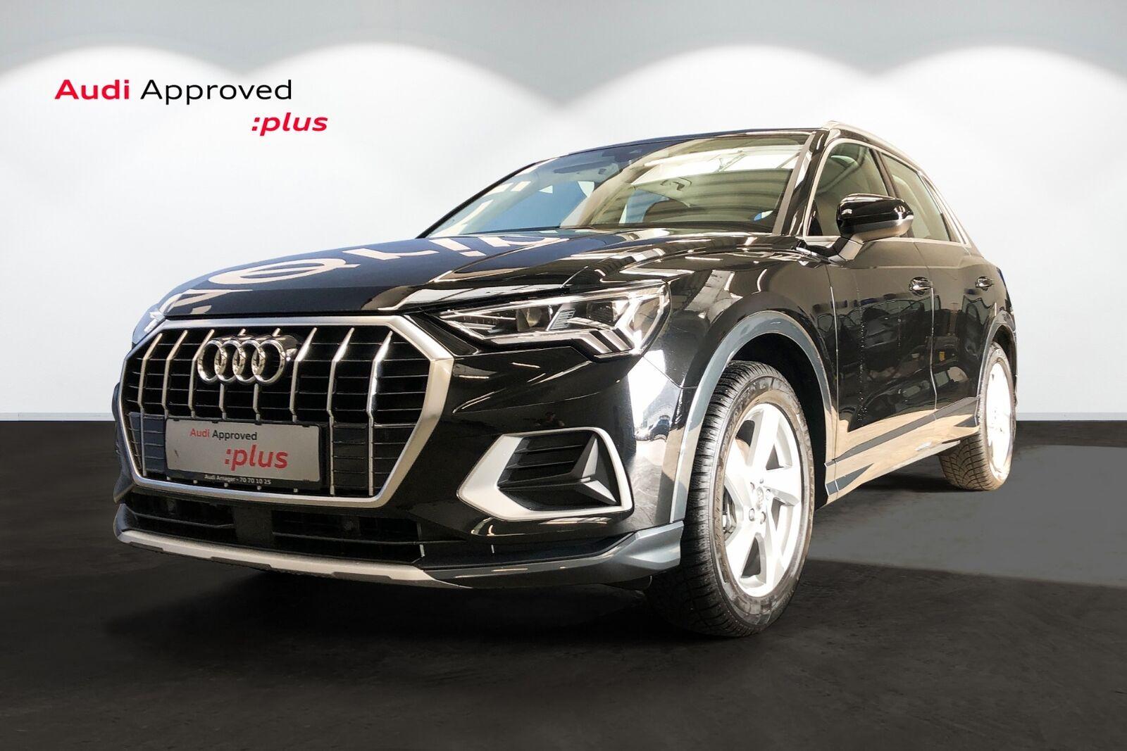 Audi Q3 35 TFSi Advanced 5d - 384.900 kr.