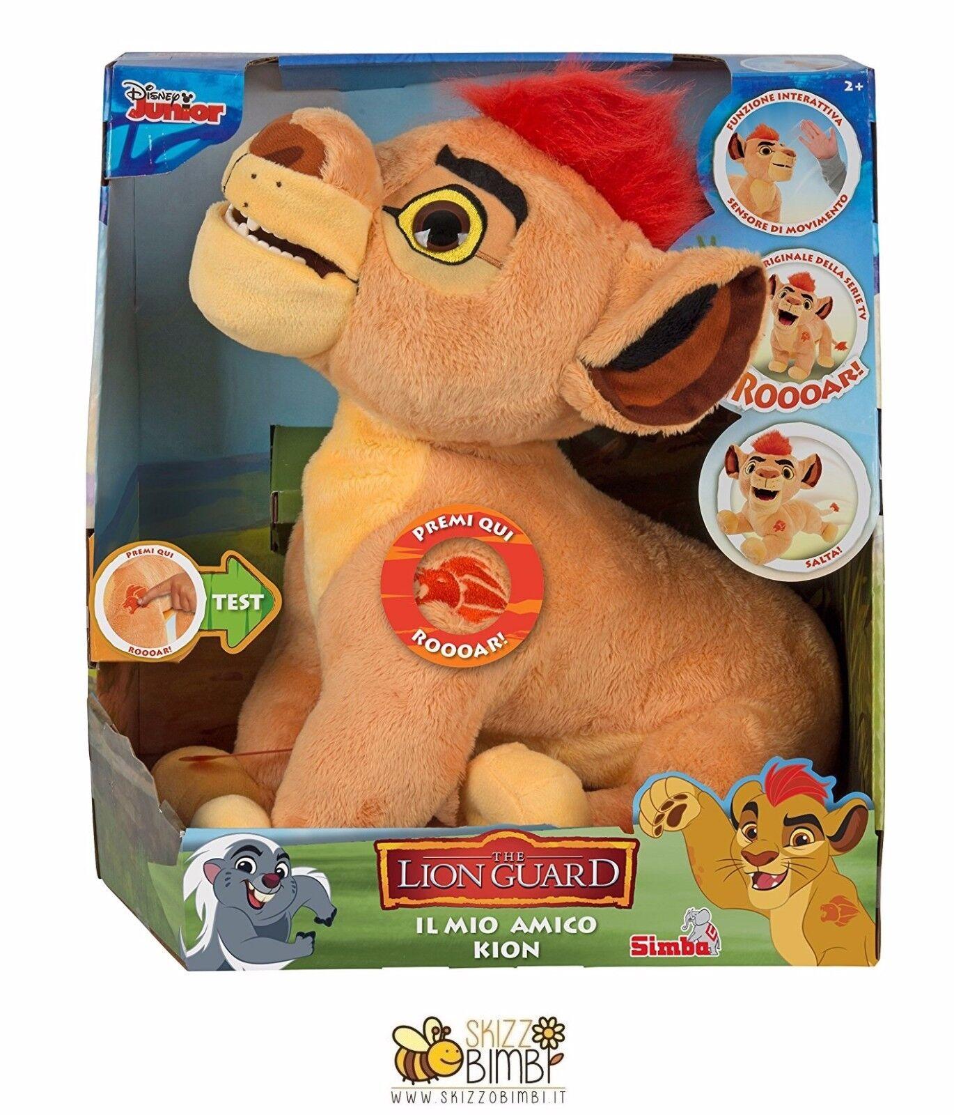 The Lion Guard Peluche Interattivo Interattivo Interattivo 1f3003