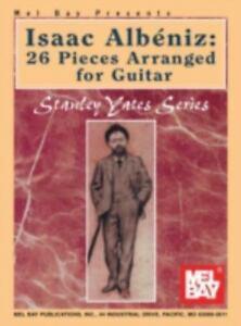 Yates-Stanley-Isaac-Albeniz-UK-IMPORT-BOOK-NEW