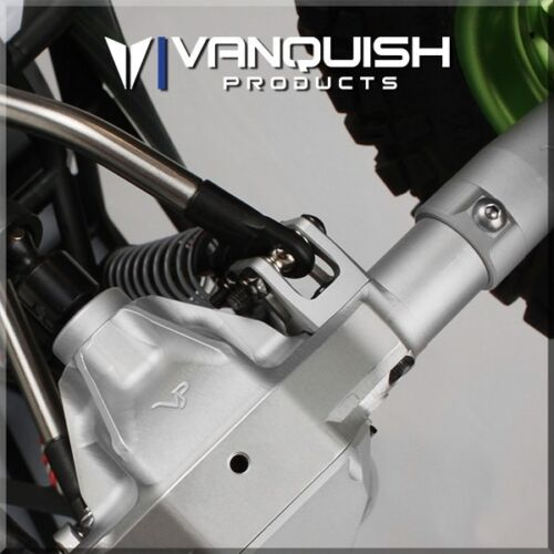 Vanquish Products Axial AR60 Axle Shock Link Mounts Black Anodized VPS04721