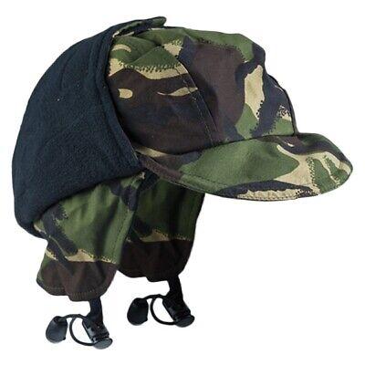 BRITISH ARMY SURPLUS GORE-TEX MTP ECW PEAK HAT// S-XL,EXTREME COLD WEATHER CAP