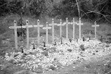 Negativ-Picardie-Guignicourt-1940-Grab Garten Feldlazarett-34.ID-infanterie-36