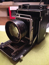 Obiettivo rathenower ottico opere visionar 168mm f1.9 (Aero Ektar alternativa)