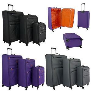 leicht worlds leichteste 4 rollen spinner modell koffer. Black Bedroom Furniture Sets. Home Design Ideas