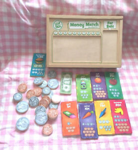Leap-Frog-Money-counting-educational-toy-set