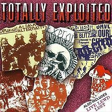Unexploited by the Exploited | CD | condition acceptable
