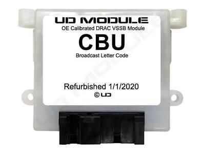 Reman Delco CBU DRAC Module VSSB Module Buffer Chevy GMC TBI /& Diesel Tested