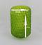 縮圖 3 - Drum Glass Green With Reliefs, Spare Lamp Vintage 60 Focus Light