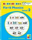 Fix-it Phonics: Learn English with Letterland: Level 2: Workbook 2 by Lisa Holt, Lyn Wendon (Paperback, 2010)
