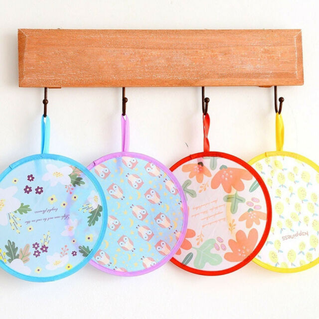 Hot Multi Functional Round Japanese Folding Fan Kids
