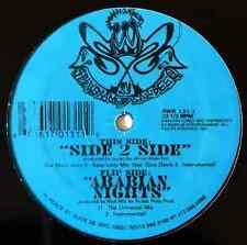 "SHABAAM SAHDEEQ - Side 2 Side/Arabian Nights (12"") (G/NM)"