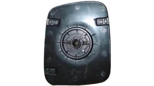 Cristal espejo retrovisor VW Transporter T4 90=/>03 Copiloto Convexo