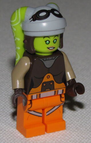 Lego New Star Wars Hera Syndulla The Force Awakens Minifigure Alien Minifig