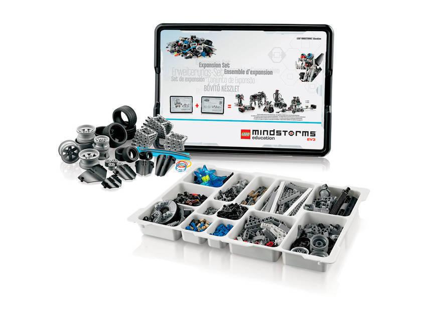 Lego Lego Lego Education 45560 Mindstorms Ev3 juego de expansión Nuevo Original Sellado  el precio más bajo
