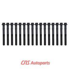 Cylinder Head Bolts 88-04 Lexus Toyota 2.5L 3.0L 3.4L DOHC V6 2VZFE 3VZFE 5VZFE