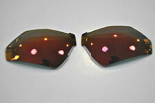Ersatz Objektive SALICE x BRILLE Mod # 004 RW Rot CAT 3/LINSE REPLACEMENT Salice