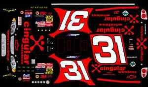 31-Robby-Gordon-Cingular-Chevrolet-2002-RCR-1-64th-HO-Scale-Slot-Car-Decals