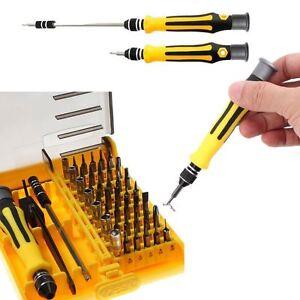 45-en-1-precision-Torx-Tournevis-Set-reparation-Pince-telephone