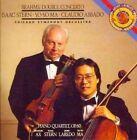 Brahms Concerto for Violin Cello and 0886975537525 by Yo-yo MA CD
